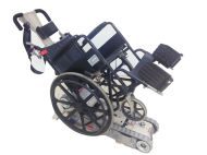 輪椅式履帶爬梯機